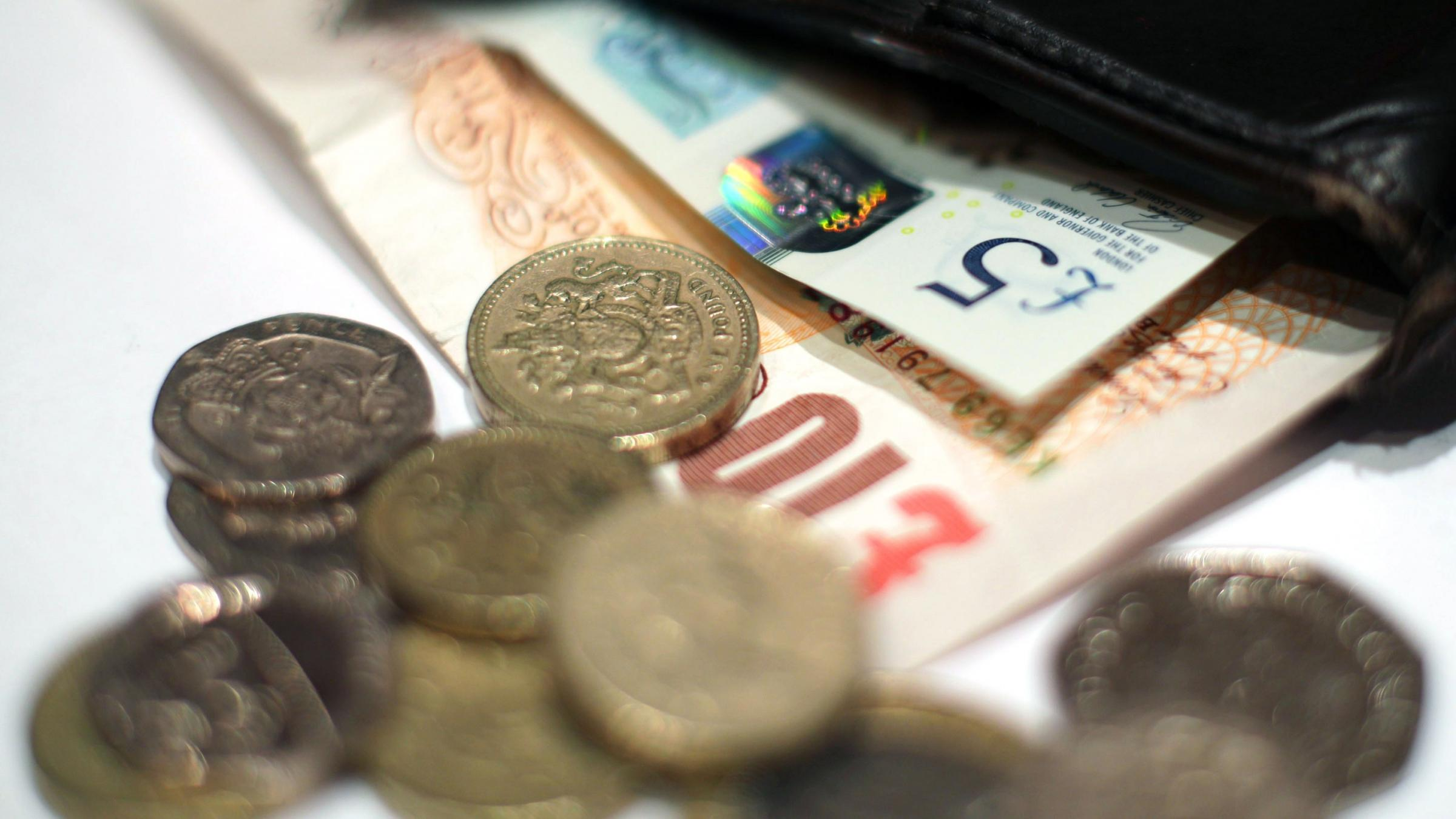Wages hit by higher inflation
